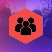 purple, magenta, colorfulness, violet, majorelle blue, paint, illustration, graphics, animation, clip art,