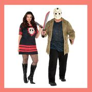 scary halloween couples costumes