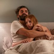 hbo, scenes from a marriage, jessica chastain, oscar isaac