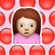 Red, Pink, Cheek, Clip art, Mouth, Circle, Smile, Art,