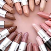 Cosmetics, Pink, Lipstick, Lip, Skin, Nail, Peach, Nail polish, Material property, Nail care,