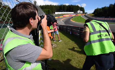 Here's What It Takes to Photograph a 24-Hour Race