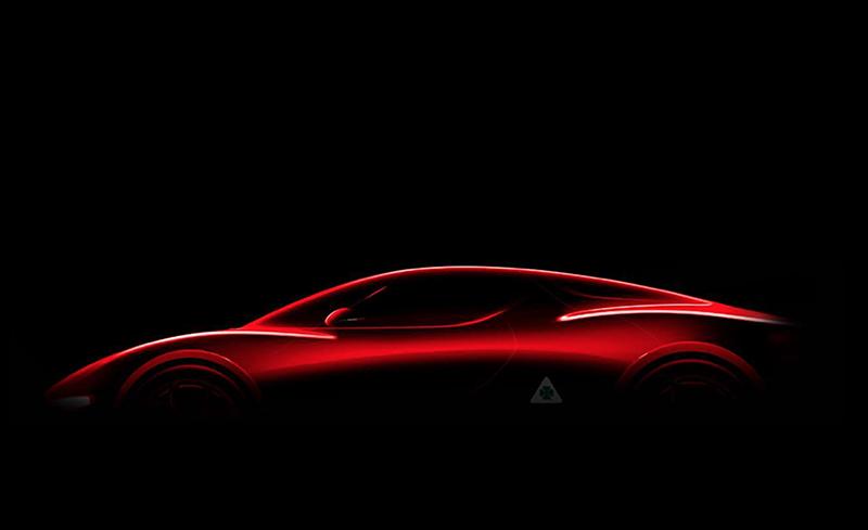8C Redux: Alfa Romeo Sports Car Resurrected