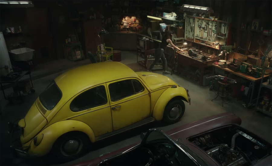 "The New ""Bumblebee"" Transformers Spinoff Is Coming, and He's Not a Camaro [Video]"