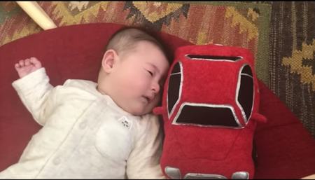 The Acura NSX's Twin-Turbo Engine Sound Calms Babies Best, Says Honda