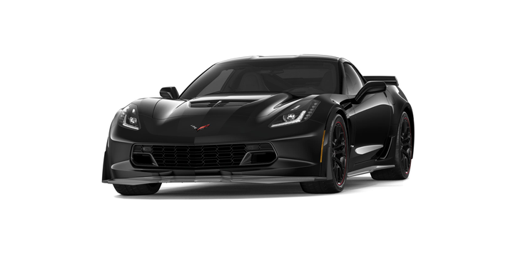 The Last Front Engined Chevrolet Corvette A 2019 C7 Z06 Will Be Auctioned