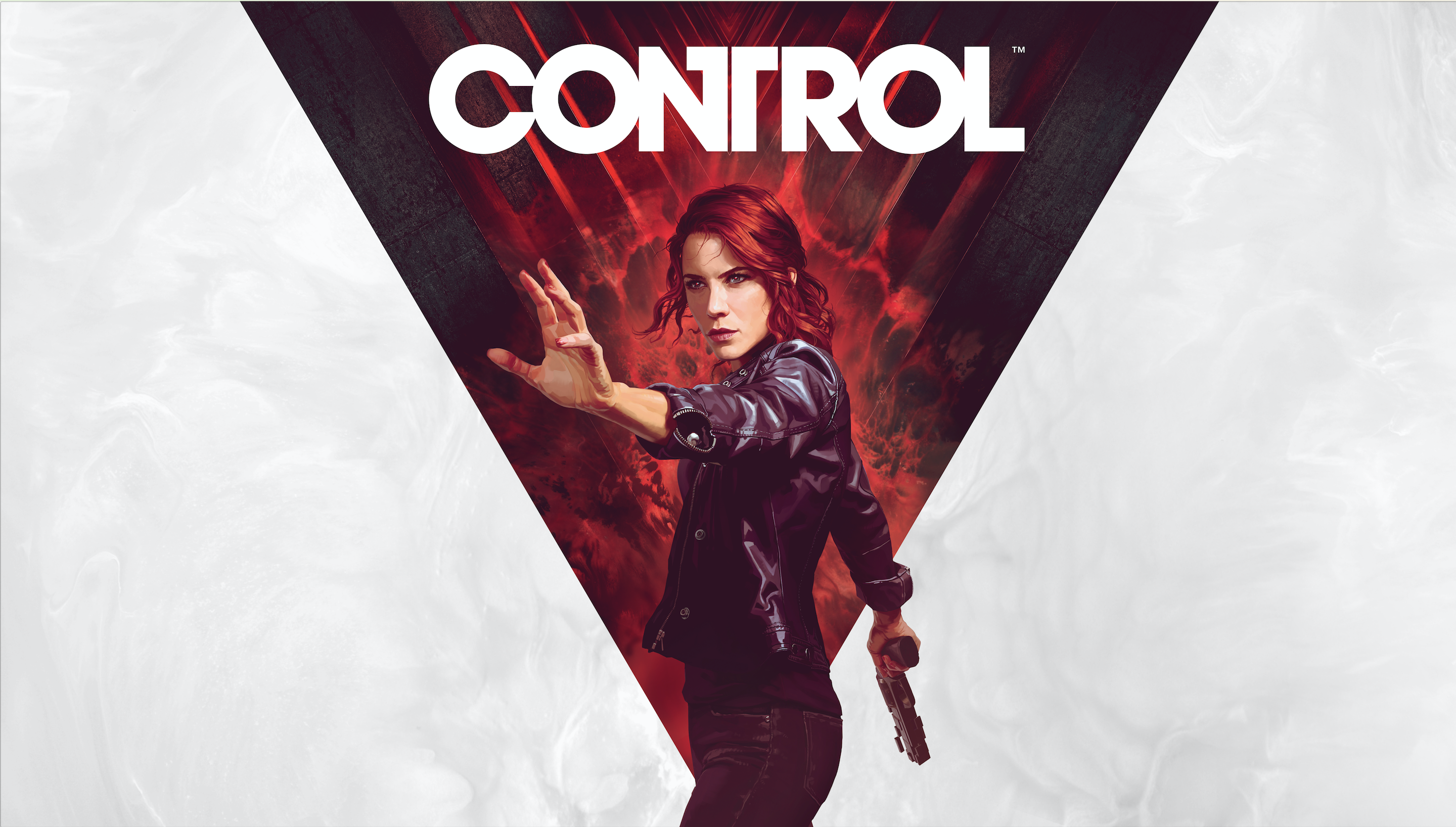 Control Will Be a Wild Supernatural Ride. Here's the Exclusive Trailer for Its Launch.