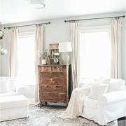 Furniture, White, Room, Interior design, Property, Living room, Chest of drawers, Bedroom, Floor, Ceiling,