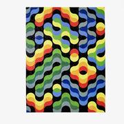 Line, Pattern, Modern art, Painting, Art,