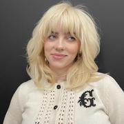 billie eilish blonde hair