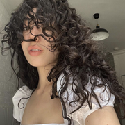curly hair beauty editor