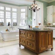Furniture, Room, Cabinetry, Bathroom cabinet, Property, Countertop, Interior design, Floor, Kitchen, Bathroom,