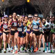 Olympic Marathon Trials Women