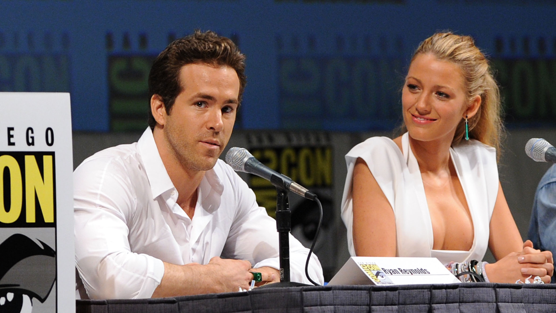 Blake Lively And Ryan Reynolds Just Posted An Adorable Photo Together In Croatia