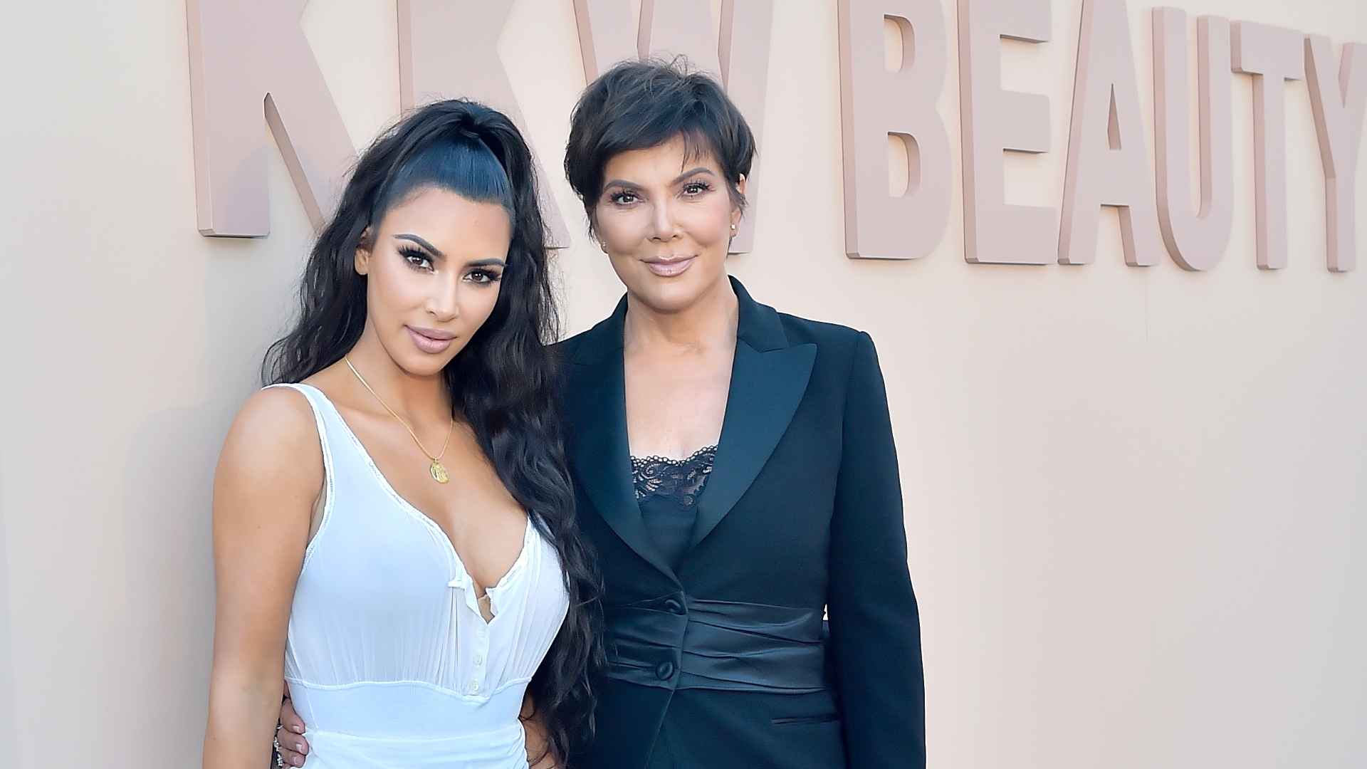 Kim Kardashian Is the First Sister to React to Kylie Jenner's $600 Million Kylie Cosmetics Sale