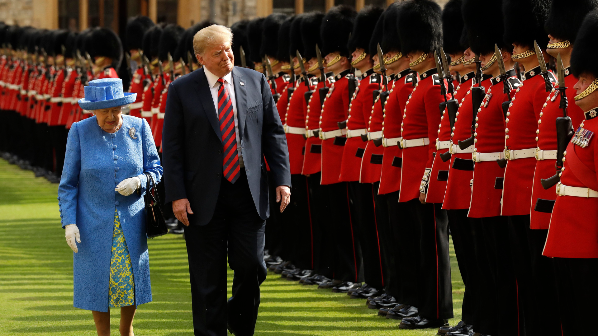 Buckingham Palace has confirmed President Trump will make a state visit to the UK