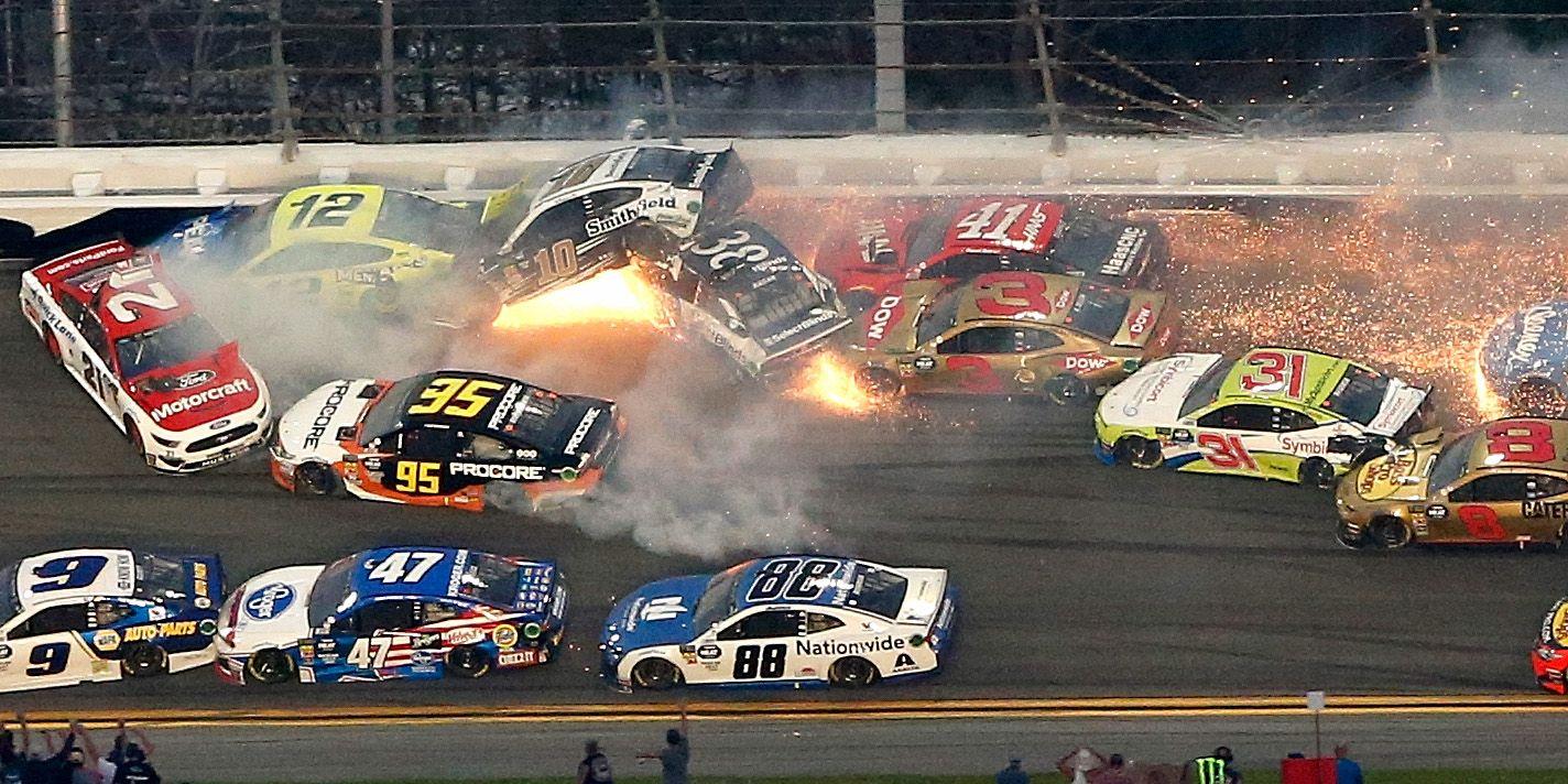 The Daytona 500 Sucked!