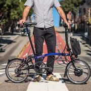 electric bike in san francisco