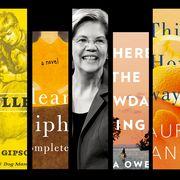 elizabeth warren pinkie promises book recommendations