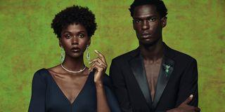 sothebys brilliant and black exhibition