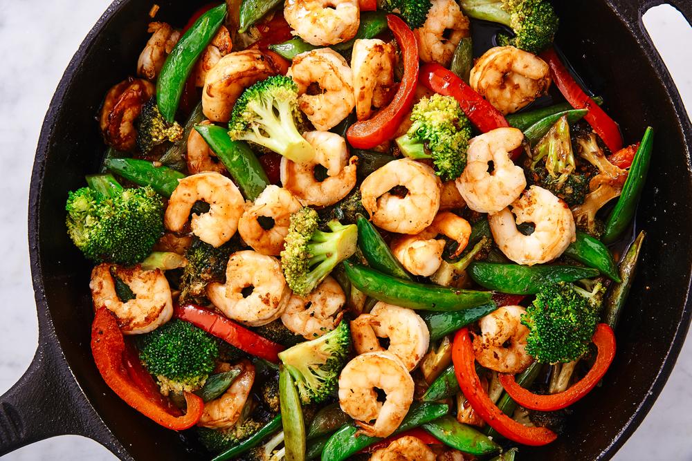 Best Shrimp Stir Fry Recipe How To Make Shrimp Stir Fry