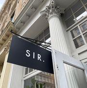 sir soho store opening popup australian style