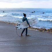 siraad dirshe, surfing
