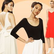 Clothing, Dress, Fashion model, Shoulder, Fashion, Neck, Cocktail dress, Fashion design, Formal wear, Design,