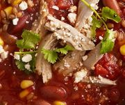 Slow Cooker Tex-Mex Chili
