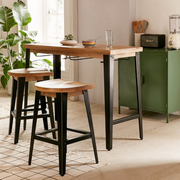 two dining sets for small spaces