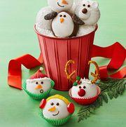 snowy cookie truffles
