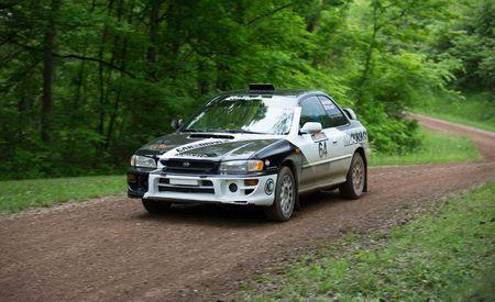 Smokehio! Our Rally-Prepped 1997 Subaru Impreza Puts On a Smoke Show