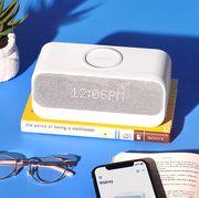 Wakey alarm clock speaker review