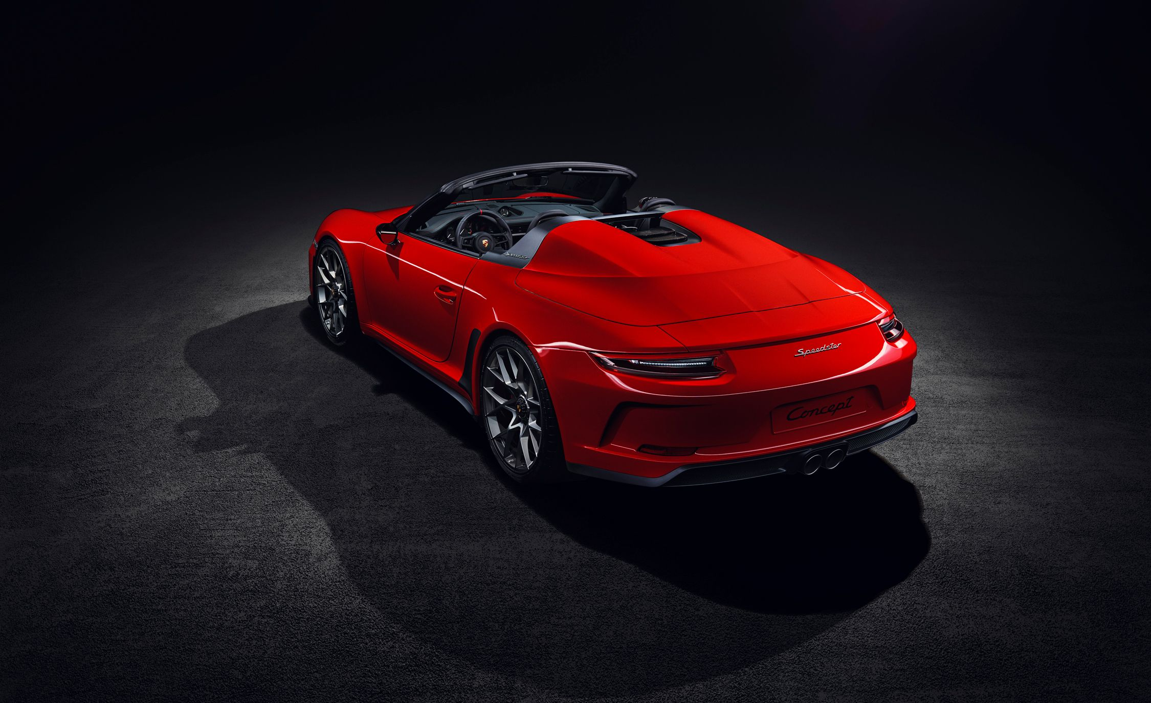Porsche 911 Speedster Confirmed For Production As A Send Off For The 991