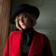 kristen stewart as princess diana in pablo larrain's film spencer