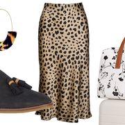 Footwear, Shoe, Brown, Fashion, Boot, Beige, Sandal, High heels, Black-and-white, Pattern,