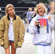 People, Street fashion, Fashion, T-shirt, Eyewear, Outerwear, Event, Recreation, Sunglasses, Child,