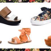 spring shoe index
