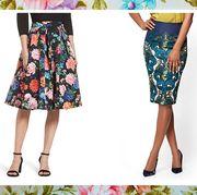 spring skirts 2018