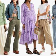 Clothing, Fashion, Fashion model, Denim, Jeans, Fashion design, Textile, Dress, Trousers, Style,