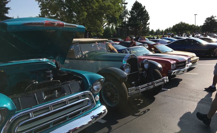 Cars, Coffee, and Car and Driver: Photos from Cars and Coffee at the Concours of America