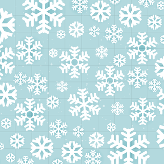 star shaped snowball snowflake puzzle
