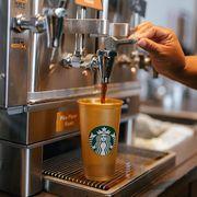 starbucks free coffee national coffee day september 29