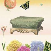 spring gardening, stools