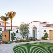 Property, Home, House, Residential area, Building, Real estate, Facade, Estate, Tree, Hacienda,