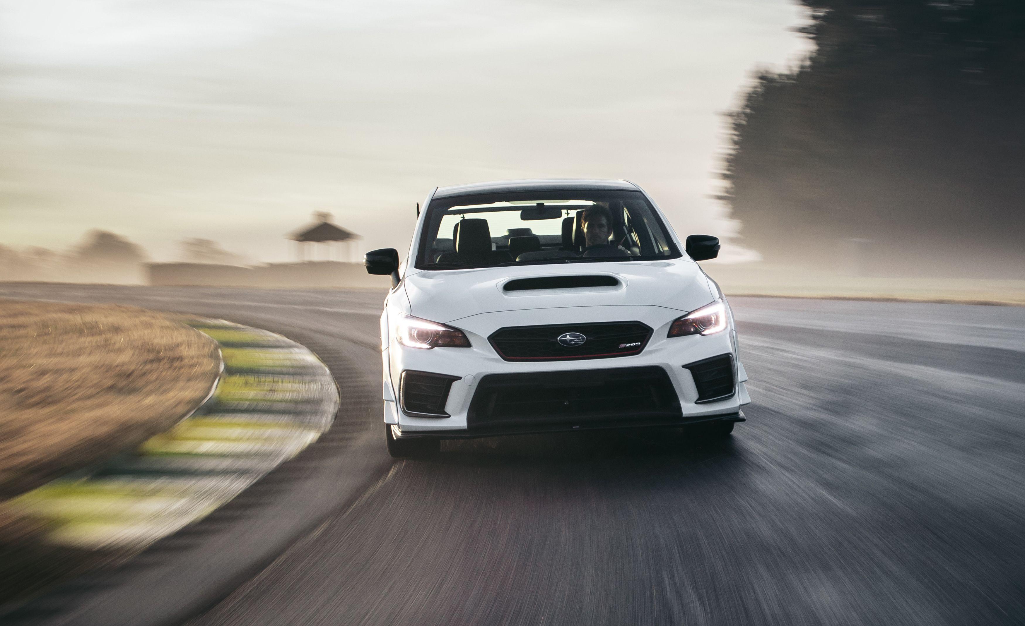 The 2019 Subaru STI S209 Brings Long-Awaited Power Increase to the Proto-Rally Patriarch