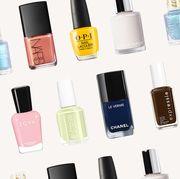 summer nail colors nail polish manicure 2021