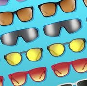 eyewear, vision care, blue, yellow, pattern, goggles, personal protective equipment, aqua, colorfulness, eye glass accessory,