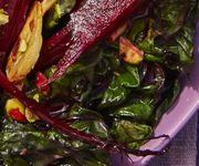 Swiss Chard and Beets