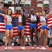 athletics olympics day 15